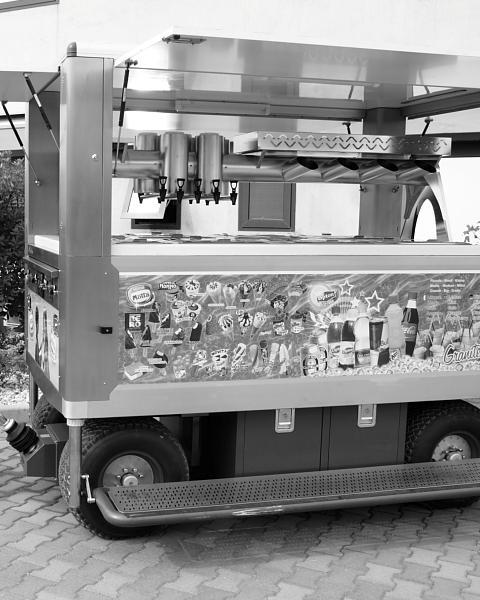 chioschi mobili su ruote realizzazione e progettazione